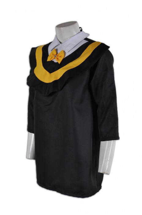 DA012 專業訂造畢業袍 中小學生畢業外袍 學位袍 小學畢業袍 學業畢業袍 畢業袍設計 畢業袍生產商