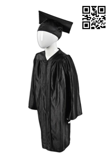 DA016供應小童畢業袍  度身訂造兒童畢業袍  學位袍 小學畢業袍 畢業專用制服  畢業袍制服公司