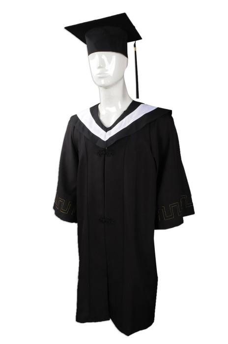 DA029 度身訂做畢業袍 設計畢業袍 自訂畢業袍制服公司