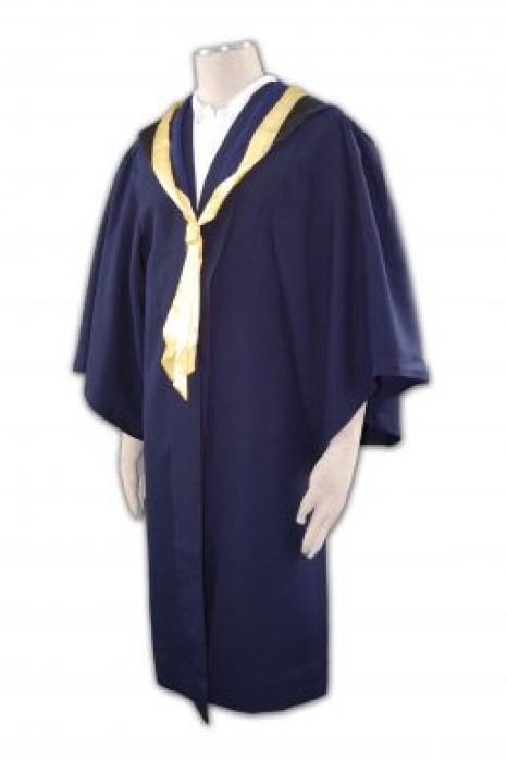 AD002 畢業袍訂製 畢業袍製造商 畢業袍訂做