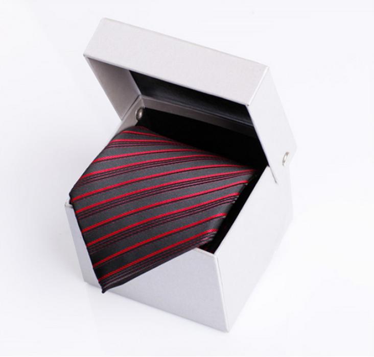 TIE BOX032 訂製高級領帶盒 設計時尚領帶盒 網上下單領帶盒 領帶盒供應商