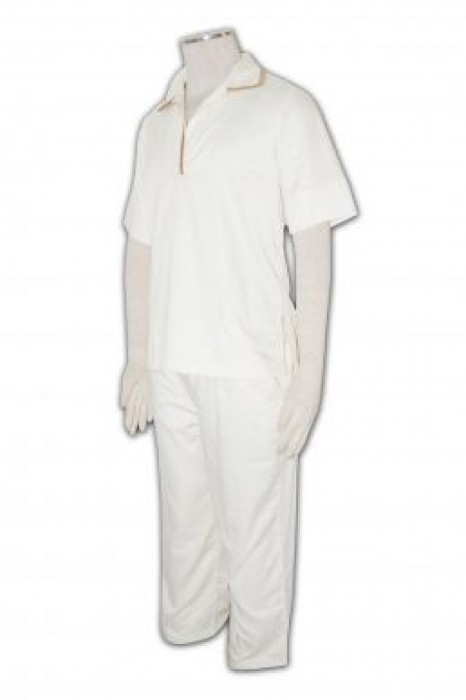 CL001-4 清潔制服訂製  清潔 保健 接待制服  清潔制服專門店