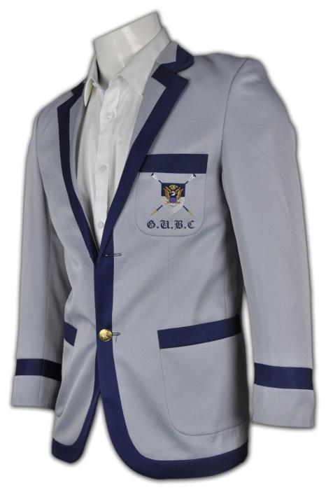 BS336 訂造活動西裝  自家設計 來版訂購Logo西裝套裝 西裝專門店