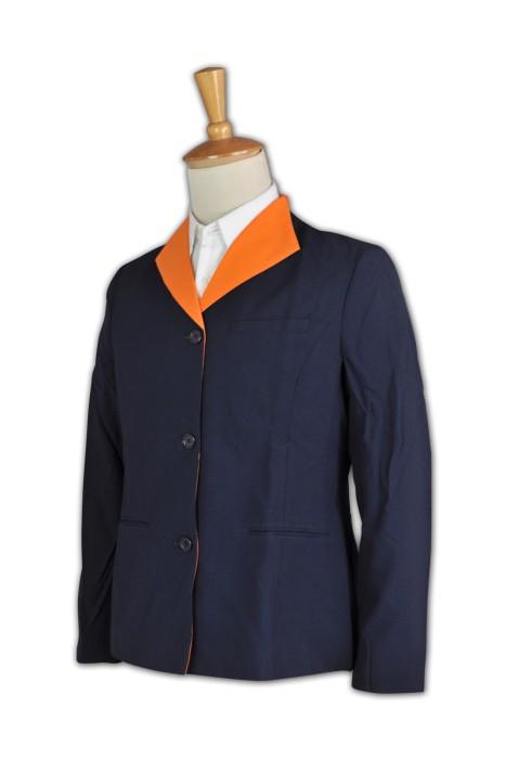BS335 自製工作服西裝 職業外套西裝 度身訂製西裝外套 西裝公司