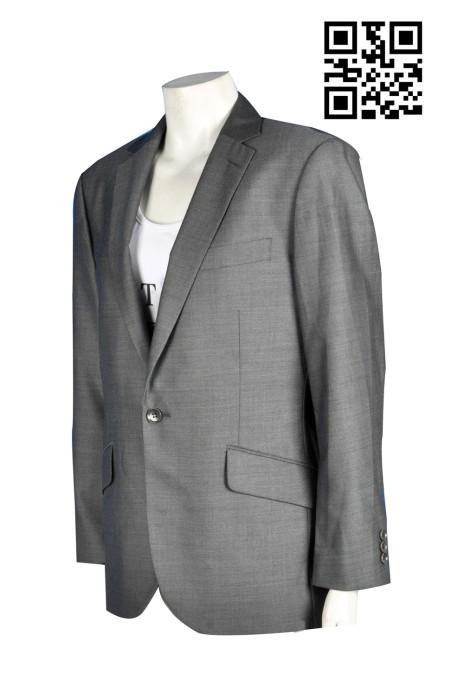 BS343訂購西裝外套 男士西裝品牌  男西裝款式  西裝褸 袖長 訂造男西裝褸 西裝外套批發