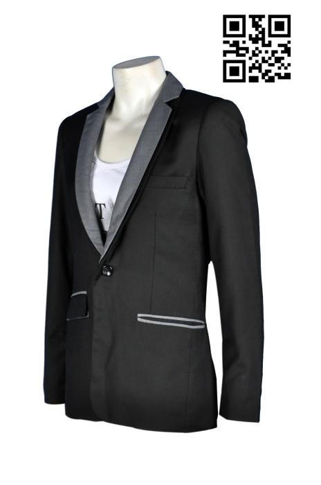 BS345 時裝款西裝修身 訂購團體西裝  男西裝配搭 男西裝褸 行政西裝專門店  男士西裝供應商HK