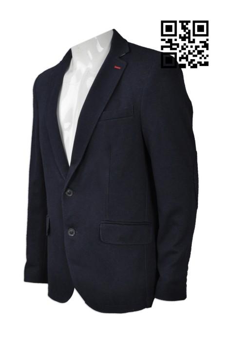 BS351 個性設計男款西裝  訂購修身西裝外套  度身訂造西裝外套  西裝hk中心