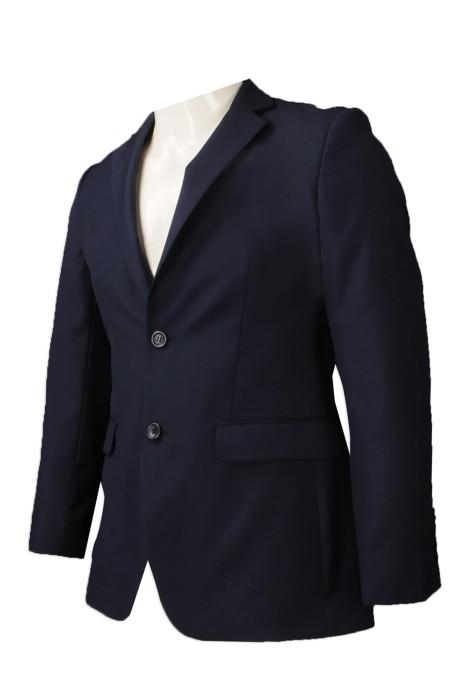 BS357 訂做男款西裝外套 專業設計男款西裝外套 澳門  西裝外套供應商