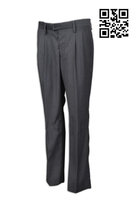 MT005 訂做度身西褲款式   設計淨色西褲款式    自製西褲款式   西褲廠房