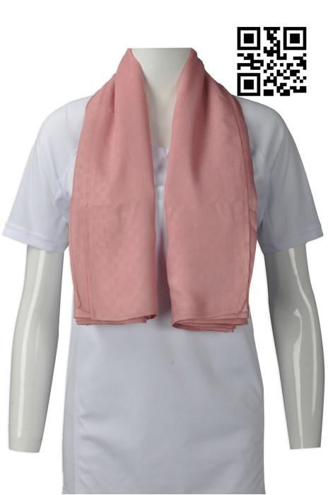 Scarf042  訂做度身圍巾款式   製作淨色圍巾款式   薄身圍巾  設計女士圍巾款式    圍巾廠房