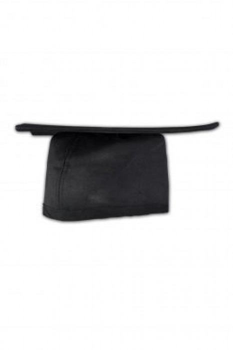 GGC04 tailor-made academic cap, wholesale black academic cap, mortar board wholesale promotion