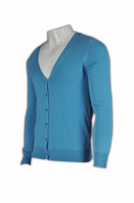 CAR008 專業訂造開胸毛線衫   自訂毛衫顏色   團體訂製毛衫款式  毛衫專門店