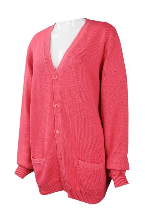 CAR031 團體訂做冷外套 度身訂做冷外套款式 晴棉 香港 電訊行業 秋冬外套 自訂開衫冷外套製衣廠