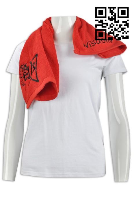 A149  設計運動毛巾款式   自訂LOGO毛巾款式 中學社隊 運動會毛巾  製作毛巾款式   毛巾製衣廠