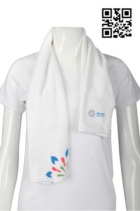A160  訂造舒適毛巾款式    自訂LOGO毛巾款式  跑步毛巾 吸汗超細纖維  製作毛巾款式     毛巾製衣廠
