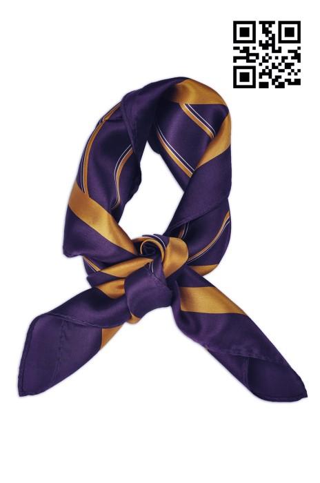 SF-011訂做真絲絲巾款式    製作LOGO絲巾款式 金融銀行  自訂時尚絲巾款式    絲巾生產商