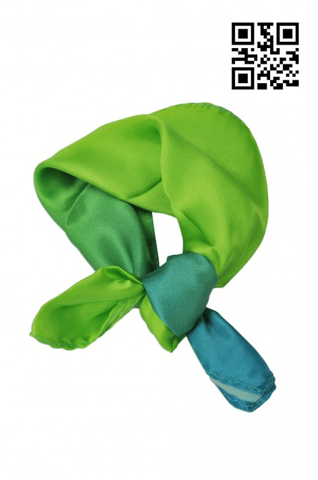 SF-013 自訂度身絲巾款式   設計LOGO絲巾款式  漸變色 航空旅遊業  製作真絲絲巾款式    絲巾製造商