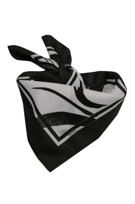 SF023 大量訂做絲巾款式 設計圖案款絲巾 絲巾專營店