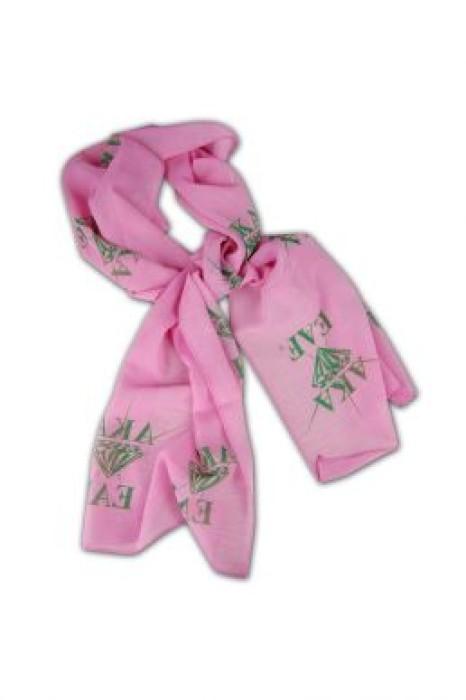 SF-006 訂製時尚圍巾 年青女性圍巾 專營圍巾公司 訂造圍巾優惠