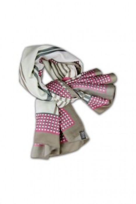SF-007 訂造圍巾優惠 雪紡圍巾 大量訂製圍巾 圍巾生產商