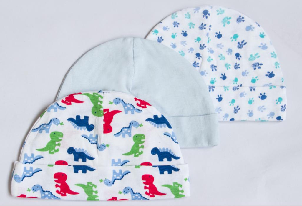 BEANIE025製造純棉嬰兒帽 供應舒適BB帽   網上下單BB帽  嬰兒帽製造商