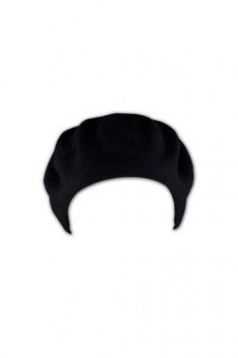 BEANIE001  毛呢貝雷帽 訂製 藝術款冷帽 冷帽設計選擇 冷帽生產廠家