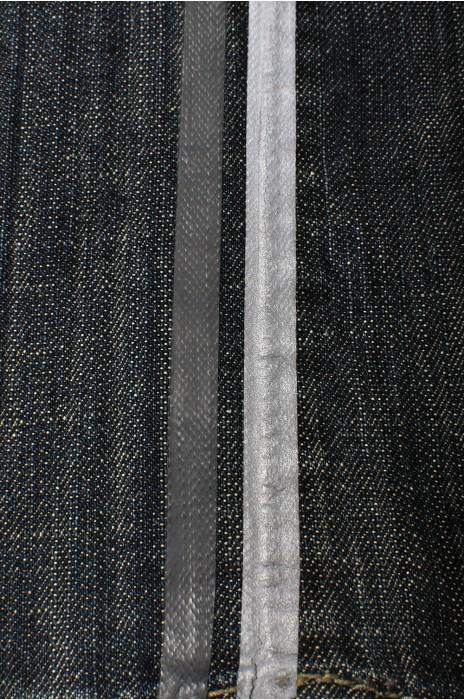 SEML010設計牛仔布款式無縫熱帖  訂做反光效果無縫熱帖款式 高亮熱貼反光膜 熱熔膠  粘合無缝  製作無縫熱帖款式   無縫熱帖制服店