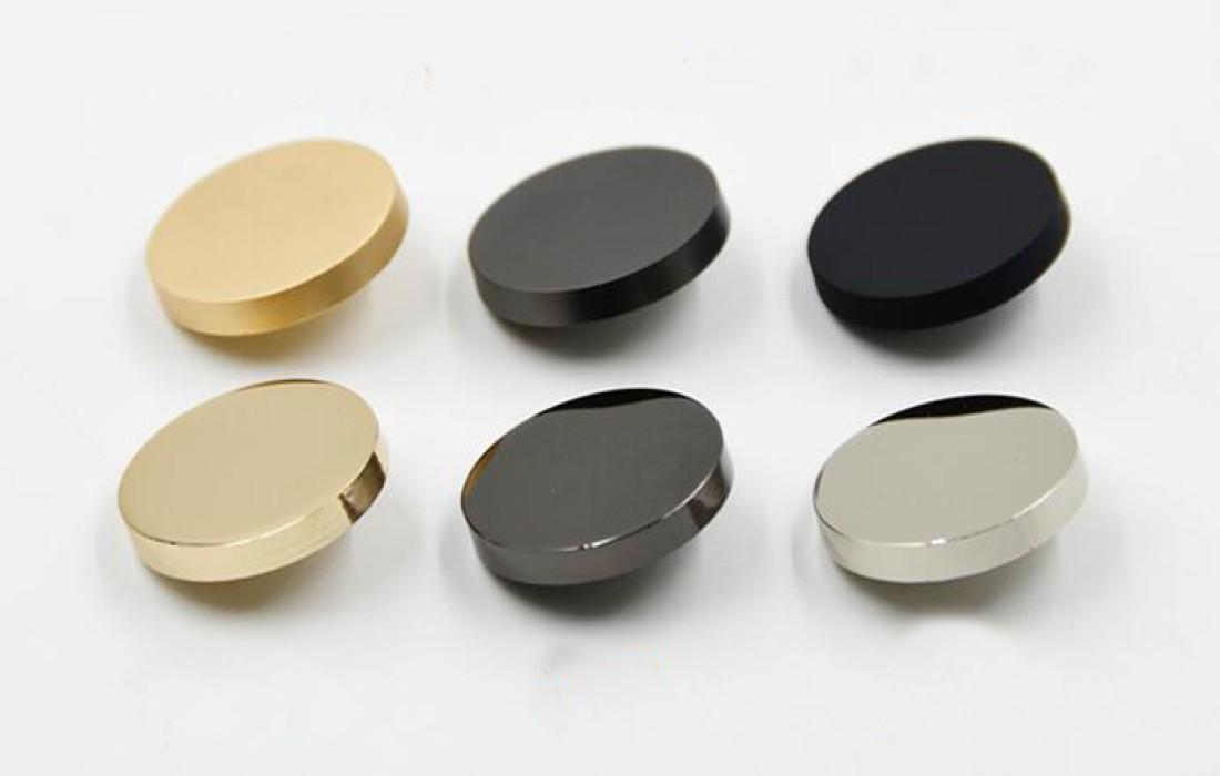 ZJ    金屬平面鈕扣