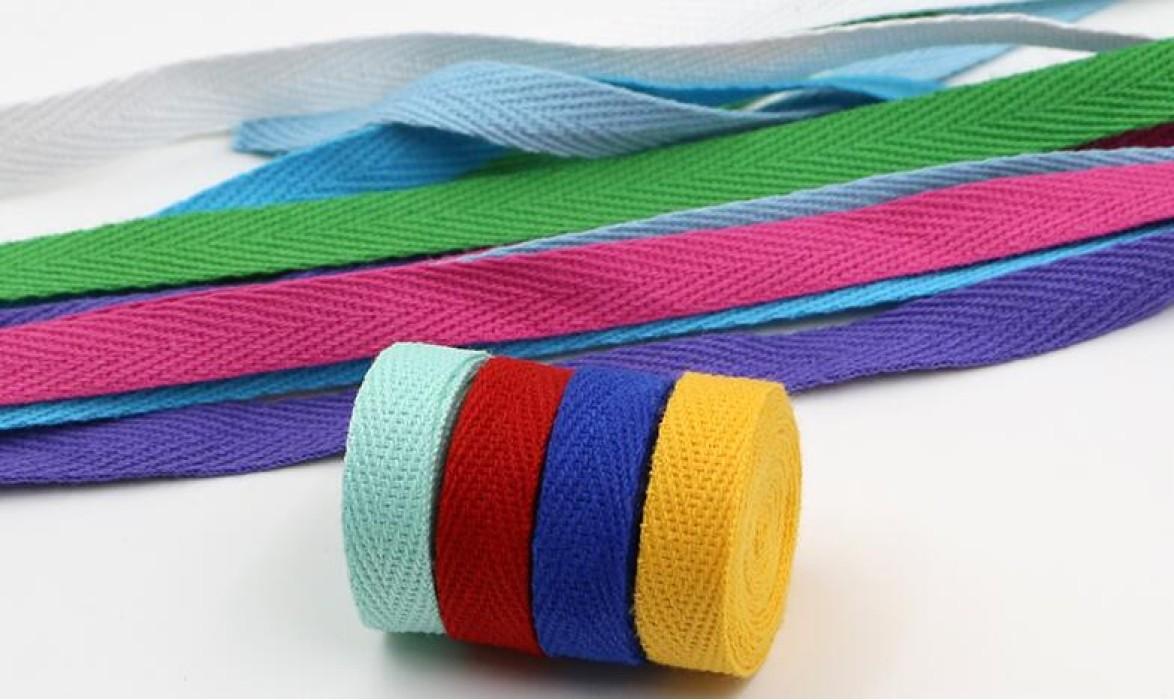 ZJ   1MM輔料包邊帶  彩色包邊帶  人字棉帶