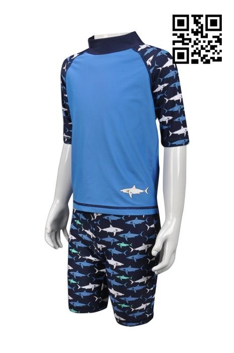 TF057 設計兒童泳衣款式    訂造度身泳衣款式  泳衣套裝  製作套裝泳衣款式   泳衣專門店