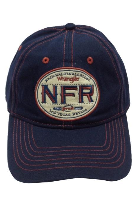 HA286 訂製高爾夫球帽 牛仔布帽 設計高爾夫球帽專營店