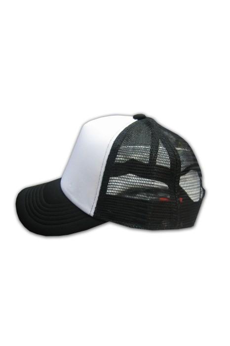 HA052 棒球帽訂製 棒球帽設計 棒球帽網上訂做 6頁帽