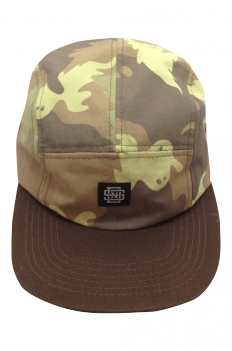HA255 訂購個性Hip hop帽 rap帽 自製迷彩rap帽 Hip hop帽DIY中心  嘻哈帽