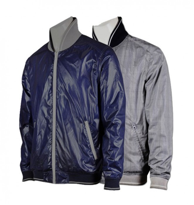 J409 量身訂造兩用風褸外套  專業訂製兩用風褸外套 雙面, 反面穿  訂購團體風衣款式  風褸批發商