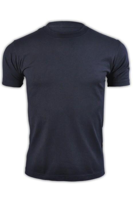 printstar 寶藍色031短袖男裝T恤 00085-CVT  修身顯瘦T恤 全棉純色T恤 T恤生產商  T恤價格