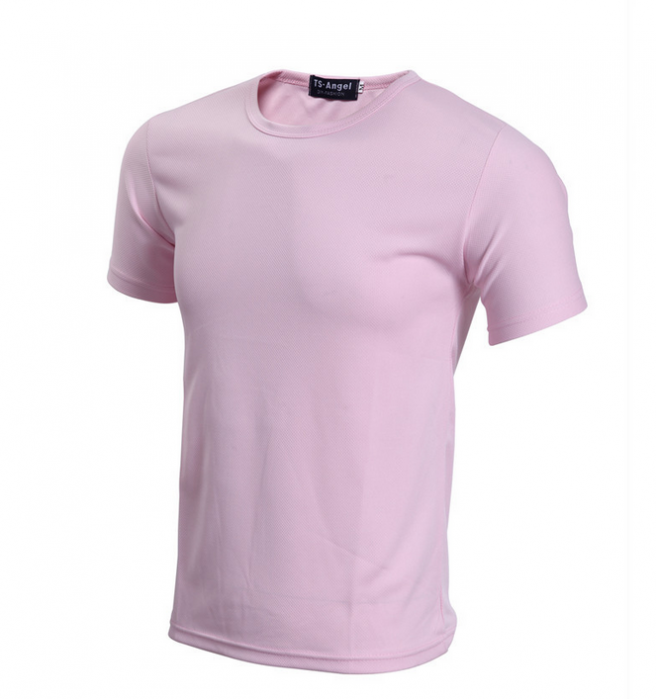 SKT001  製作純色運動T恤 供應吸濕排汗T恤 網上下單運動衫  190G全滌針孔布 運動衫製造商 T恤價格 t-shirt 設計 價錢 t shirt報價 t-shirt批發價