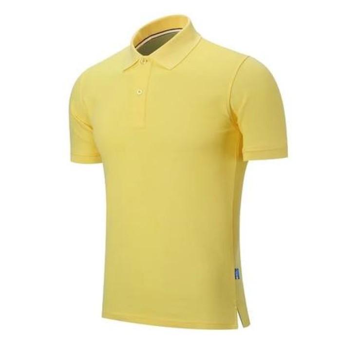 SKP001 設計夏裝有領運動短袖t恤  製造翻領寬鬆大碼Polo恤  修身純棉女pOL0衫   Polo恤製衣廠