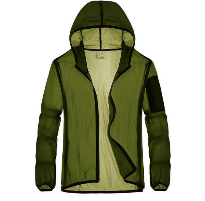 SKJ005  設計騎行服摺疊風褸  供應戶外超薄防曬風褸   訂購可收納風褸  風褸專營