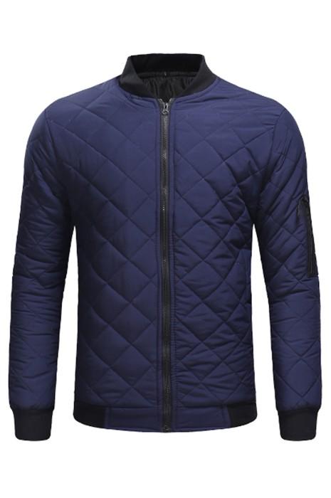 SKJ021 供應夾棉夾克外套 夾棉加厚保暖飛機褸 飛機褸專門店
