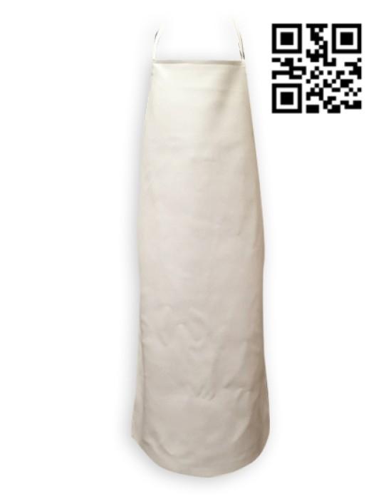 SKAP017 訂造防水皮街市圍裙  製造防油防水圍裙  人造皮 製作食堂廚房防水圍  圍裙供應商 圍裙價格