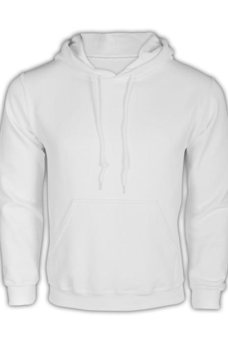 gildan 白色30N男裝有帽衛衣 88500 度身訂製休閒淨色衛衣 DIY團體衛衣 衛衣網站   衛衣價格