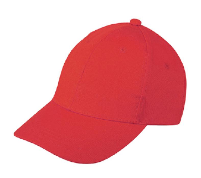 1LE05 大紅色030棒球帽    DIY設計棒球帽  棒球帽生產商 帽價格 棒球帽價格