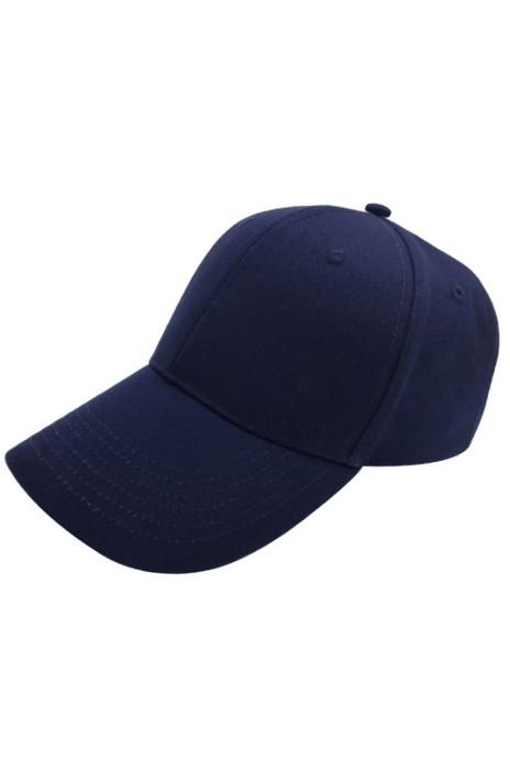 SKBC003 棒球帽 短檐純色鴨舌帽  棉質棒球帽 棒球帽供應商