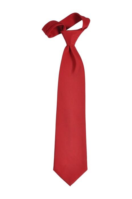 TI108 大紅色領呔   個人設計領呔  領呔供應商 領呔價格