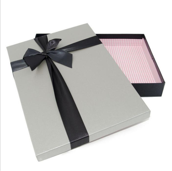 TPC008 訂造純色襯衫盒  設計襯衫禮品盒 訂購時尚襯衫盒 襯衫盒製造商
