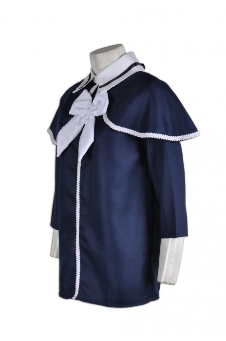 SKDA001 中小學生畢業袍 度身訂做 畢業袍帽制服套裝 小學畢業袍 畢業袍造型設計 畢業袍專門店