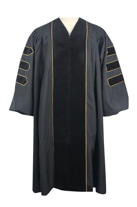 SKDA015  設計專業畢業袍  來樣訂造大學畢業袍  網上下單博士服  畢業袍專門店