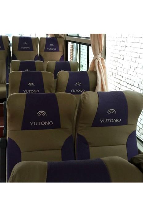 SC037 供應客車皮革座套 來樣訂做客車座套 椅套製造商