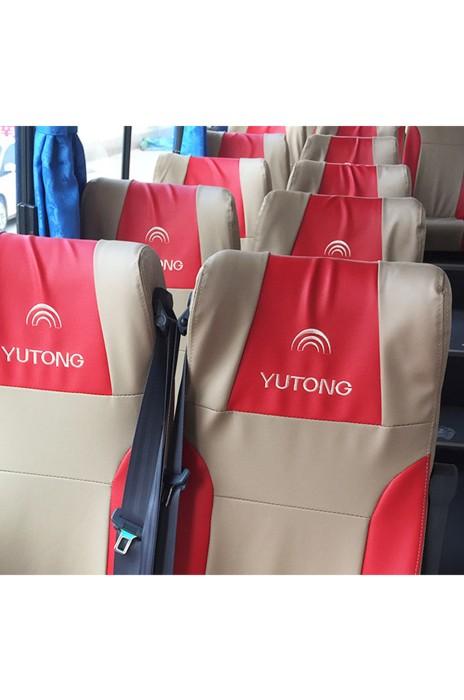 SC040 供應客車皮革座套  大巴中巴椅套  椅套製造商