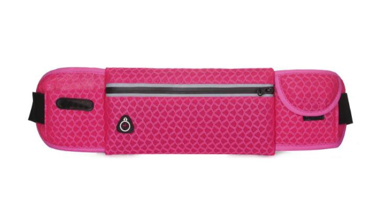 PK009 設計隱形貼身腰包款式   訂做運動腰包款式   行山 長跑 製作腰包款式   腰包製造商